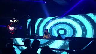 TANIA AYU DJ in tinanium club