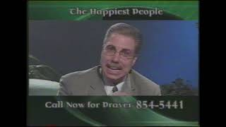 Household Salvation testimony with Annette & Philip Cappuccio on the 'The Happiest People' program