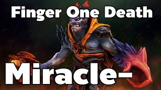 Finger One Death by Miracle-