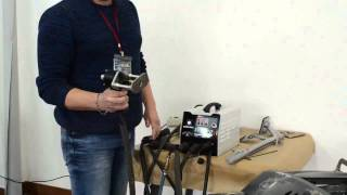 Споттер для кузовного ремонта видео HAMMER T-34