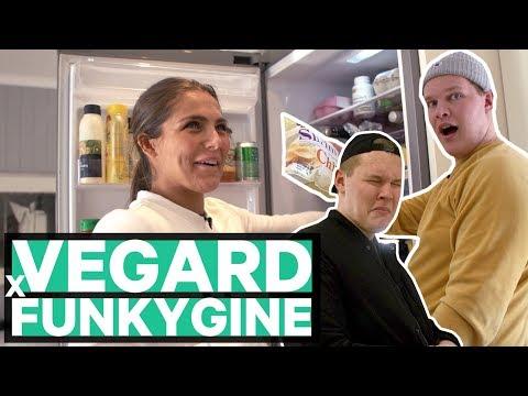 Vegard X Funkygine #3: Sjekker kostholdet