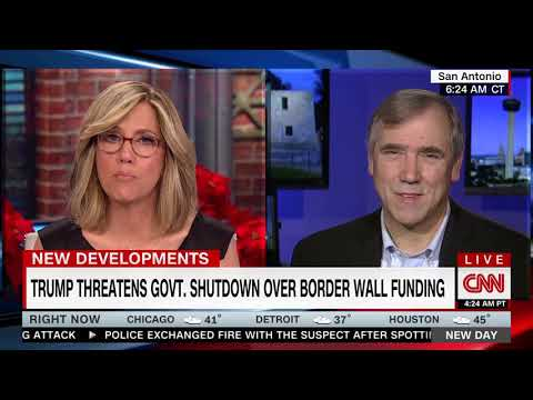 Dems voted for border fence in 2006. Just wait until you hear why one top Dem opposes border wall now.
