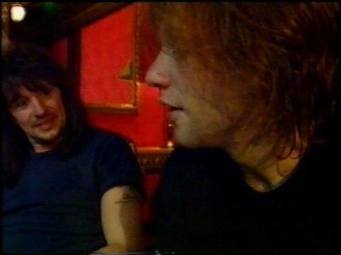 Bon Jovi | These Days Interview | 1995