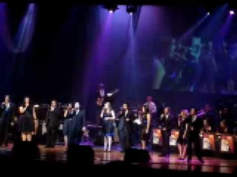 UAFS Jazz Catz Singing I've Got A Gal In Kalamazoo