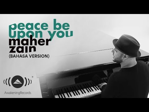 Maher Zain - Peace Be Upon You (Bahasa Version) | Official Lyric Video