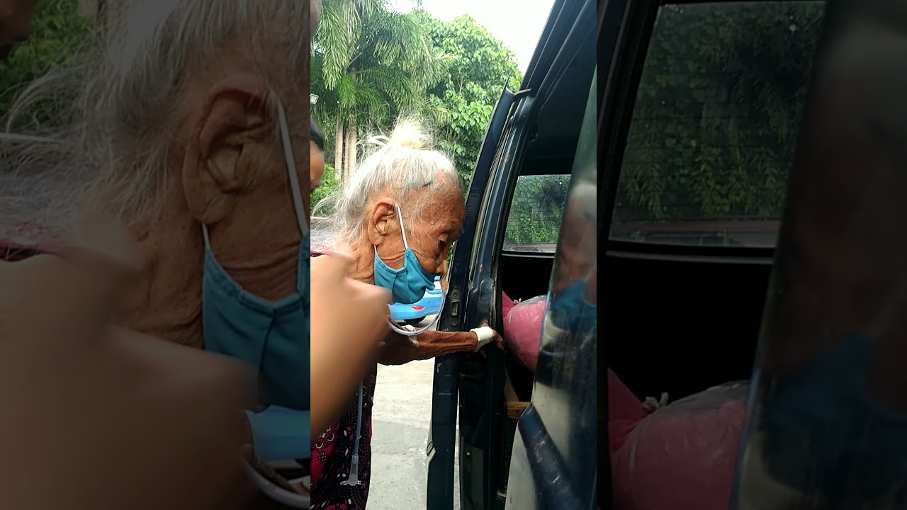 "Grandmother Alejandra ""Andring"" Pajarillo-Advincula"