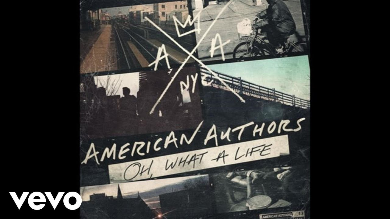 american-authors-think-about-it-audio-americanauthorsvevo