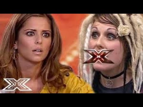 THE FUNNIEST AND WORST BRITAINS GOT TALENT AUDITIONS