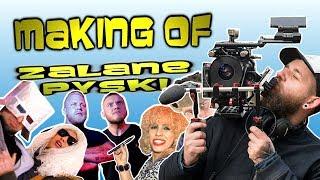 """""""ZALANE PYSKI"""" / MAKING OF [ChwytakTV]"""
