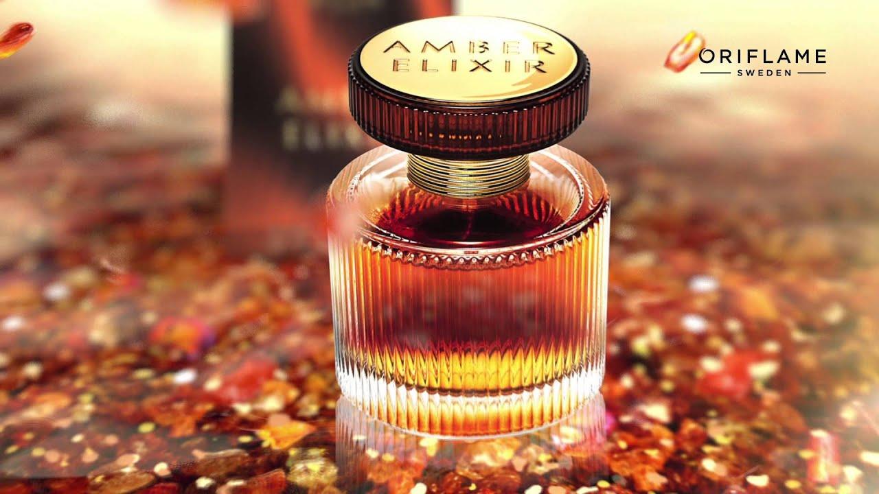 Amber Elixir Eau De Parfum Youtube