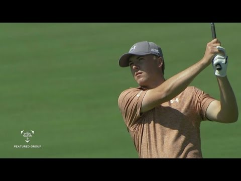 Jordan Spieth featured in LIVE@ AT&T Byron Nelson highlights from Round 4