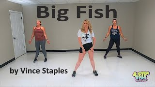 Big Fish by Vince Staples | Work The Floor Fitness | Body Fitness Workout