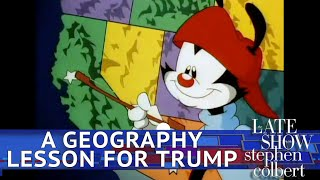 The Animaniacs Show Trump How America Works