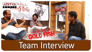 Operation Gold Fish Team Interview  || Aadi, Sasha Chettri, Nitya Naresh || Adivi Sai Kiran