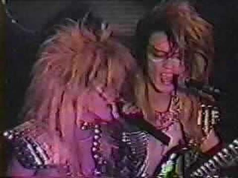 X JAPAN - 1986.10.25 at 目黒鹿鳴館 [FULL]