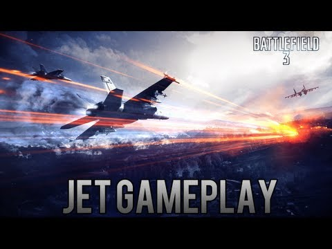 Battlefield 3 Online Gameplay - Full Jet Match On Fire Storm