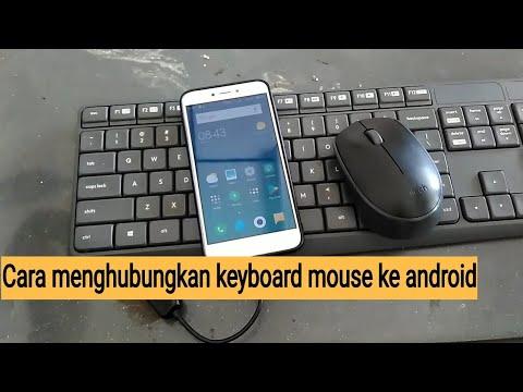 Cara menghubungkan keyboard mouse ke hp smartphone android - YouTube 6bb08a542f1dc