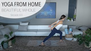 Session 4.3 - Yoga From Home