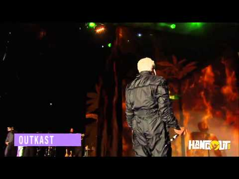 Outkast 2014 Hangout Festival Set [Part 2]