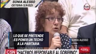 La mentira del PRO sobre las paritarias - 678