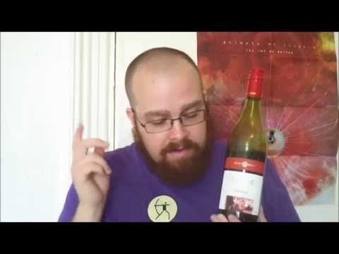 Wino Wednesday 002 - Water Wheel Memsie Shiraz 2012