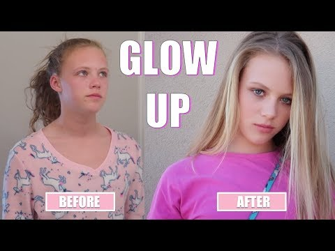 Ultimate GLOW UP Transformation  My Weekend Morning Routine