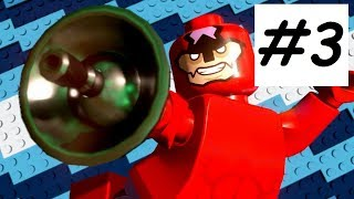 LEGO Marvel Superheroes 2 Walkthrough PART 3 A CLASH WITH KLAW!