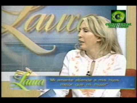Laura: Mi amante atiende a mis hijos mejor que mi mujer (Completo)