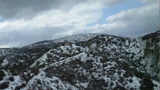 Mentone FPV 1.2gHz snow day!