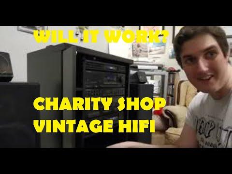 WILL IT WORK? Vintage 80s Pioneer Hi-fi