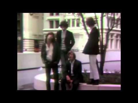 The Doors - People Are Strange Lyrics-Offical Video-HQ
