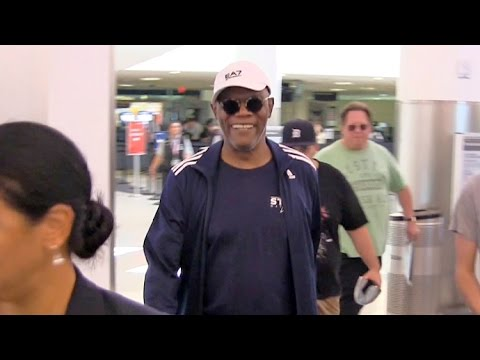 Samuel L. Jackson Discusses Being An Usher At Martin Luther King Sr.