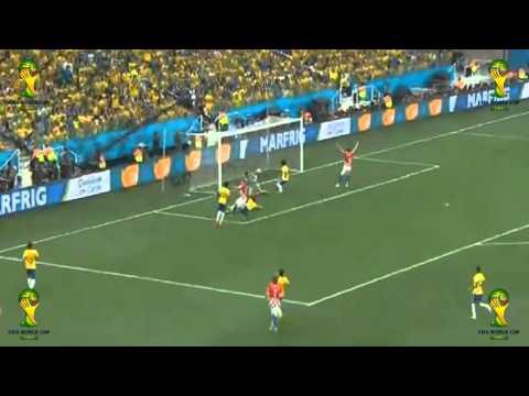 Marcelo Epic Own Goal ~ Brazil vs Croatia 0 1   WORLD CUP BRASIL   HD 2014