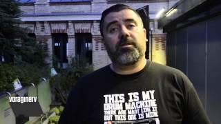 Alek Stark.Entrevista.La Casa Encendida, 26/07/2015