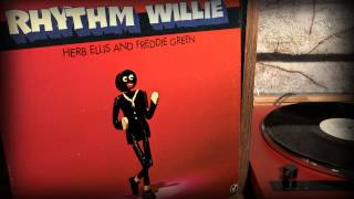 "from ""Rhythm Willie"" Vinyl LP Album (1975). This is a 1975 US relea..."