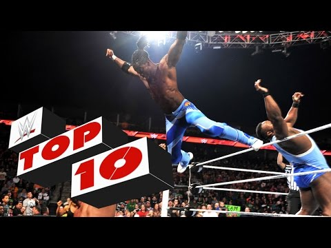 Top 10 WWE Raw moments: December 2, 2014
