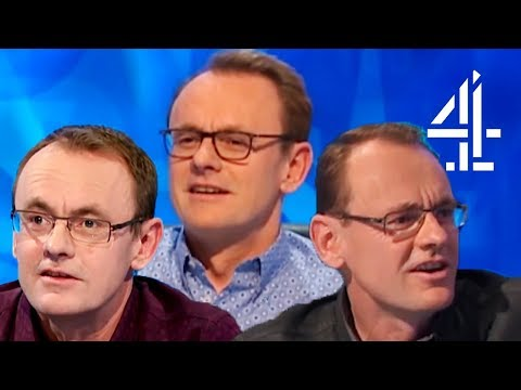 Sean Lock's GRUMPIEST Moments on 8 Out of 10 Cats Does Countdown!