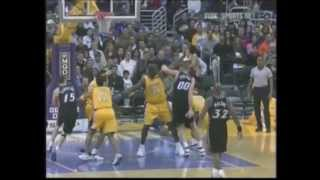 Greg Ostertag Ejected 2 Min In; Jerry Sloan Follows