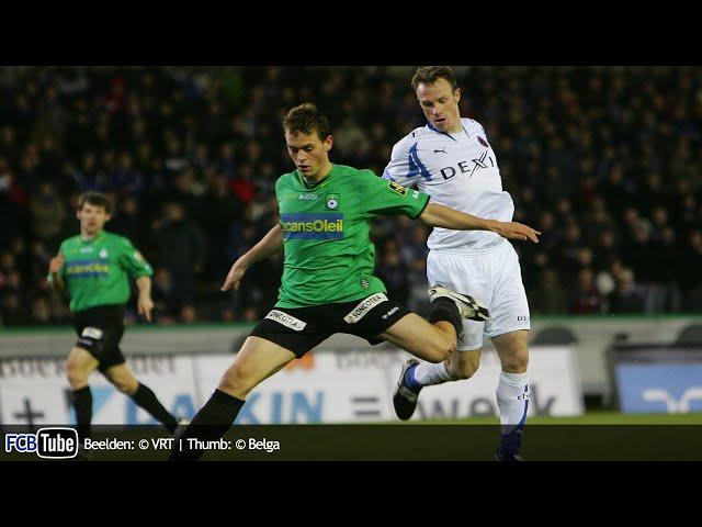 2007-2008 - Beker Van België - 02. 8ste Finale - Cercle Brugge - Club Brugge 1-0
