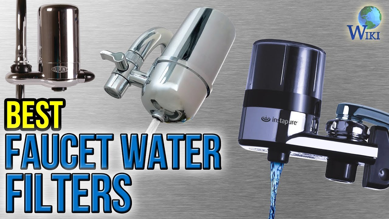 8 Best Faucet Water Filters 2017