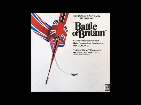 Ron Goodwin : Battle of Britain, from the Original Soundtrack Album (1969)