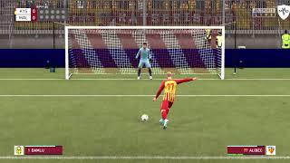 Kayserispor vs Yeni Malatyaspor | 18. Hafta Maçı Süper Lig 09.01.2021