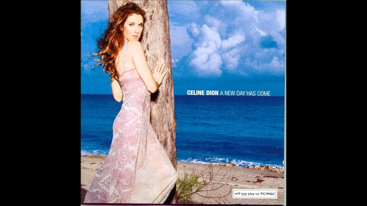 A New Day Has Come Slow Version Celine Dion