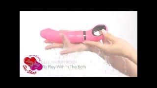 Реалистичный вибростимулятор для G-массажа Fun Toys G-jack