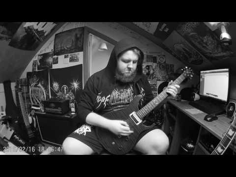 Enslaved - The Watcher (Guitar Cover)