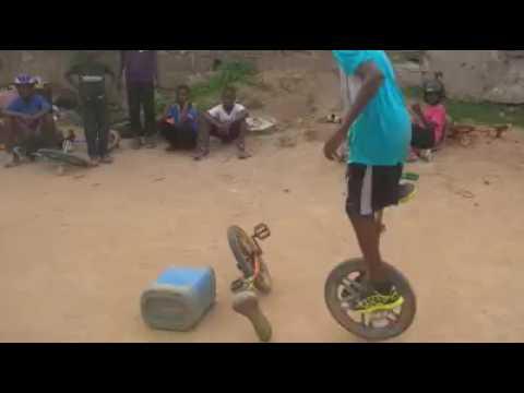 Dominion unicycling club Lagos Nigeria(2)