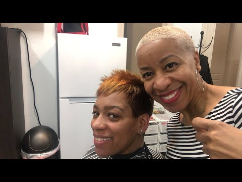 Beauty Professionals|Curling Short Hair|How to|Toya Knowles |#shorthairgurusquad