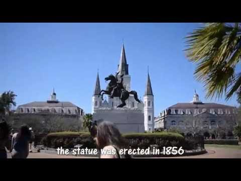Jackson Square Tour - New Orleans
