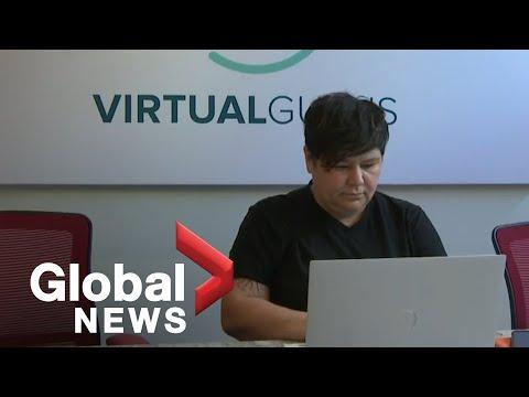 Indigenous entrepreneur using tech to help Alberta women find work