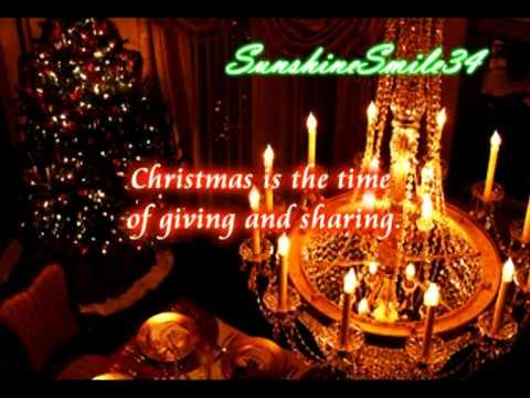 Mariah Carey // Santa Claus Is Coming To Town*;!
